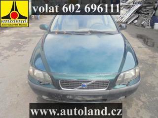 Volvo S60 2000, 2400 ccm, benzin sedan benzin