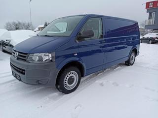 Volkswagen Transporter 2.0TDi-75kW-LONG-KLIMA-WEBASTO