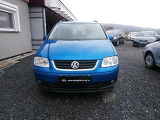 Volkswagen Touran 1.6 i hatchback benzin