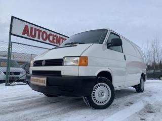 Volkswagen Transporter 2,5 TDI chladící vestavba izotherm