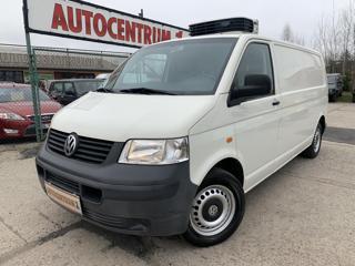 Volkswagen Transporter 1,9 TDI Long, chlaďák izotherm