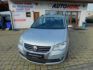 Volkswagen Touran 2.0 TDi kombi