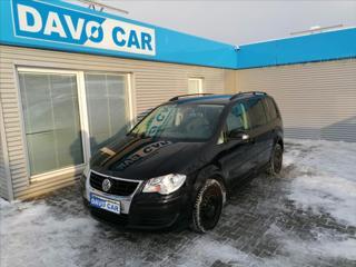 Volkswagen Touran 1,9 TDI Navi Serv.kniha MPV nafta