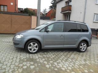 Volkswagen Touran 1.9 TDi kombi nafta