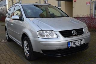 Volkswagen Touran 1,9   TDi, klima, tempomat, navi kombi nafta