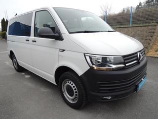 Volkswagen Transporter 2,0 TDi 110kW 8 míst kombi