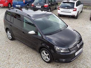 Volkswagen Touran 1.2 TSi Comfortline kombi benzin