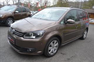 Volkswagen Touran 1,4 TSi - 7 Míst! kombi benzin