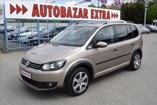 Volkswagen Touran 1,4 TSi CROSS TOURAN,kamera, kombi benzin