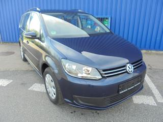 Volkswagen Touran 1.6 tdi  7 míst   6 kvalt kombi