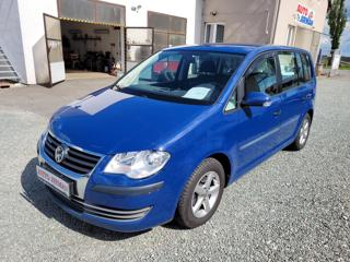 Volkswagen Touran 1.9 TDI kombi