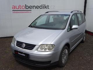 Volkswagen Touran 2.0 TDi 103kW Tažné kombi