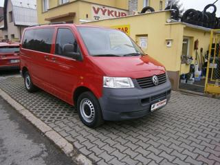 Volkswagen Transporter T5 1.9 TDI KLIMA DPH kombi