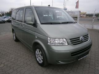 Volkswagen Caravelle 2.5TDi 1.maj.serviska kombi