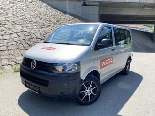 Volkswagen Transporter 2,0 TDI DPH KLIMA SERVIS 2014 kombi nafta