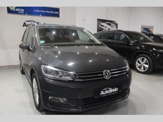 Volkswagen Touran 2.0 TDi kombi nafta