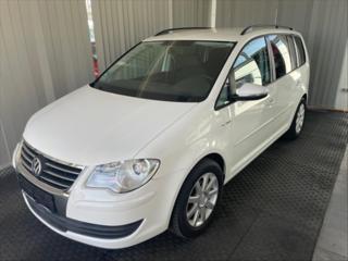 Volkswagen Touran 1,9 WEBASTO-TOPENÍ kombi benzin