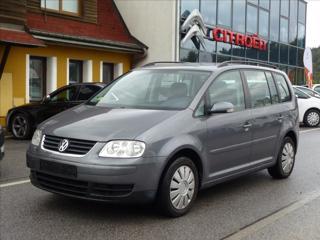 Volkswagen Touran 2,0 FSI 150HP!!! kombi benzin