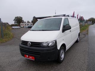 Volkswagen Transporter 2.0TDi Long, 75kW, Klima, Tempomat kombi