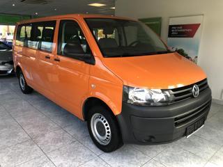 Volkswagen Transporter 2.0TDi 9 MÍST KLIMA  LONG TOP kombi