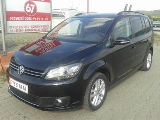 Volkswagen Touran 1.6 Tdi  DSG Comfort MPV