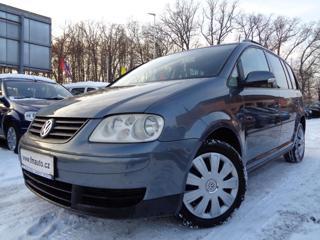 Volkswagen Touran 1.9 TDI,klimatronik,serviska MPV
