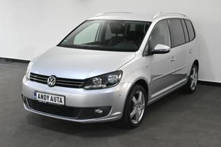 Volkswagen Touran 1.6 TDi 77 KW Navigace Záruka MPV
