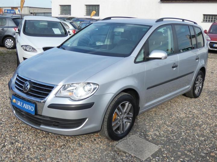 Volkswagen Touran 1,9 TDi MPV nafta