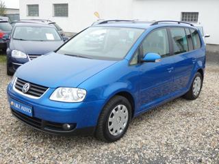 Volkswagen Touran 1,6 FSI MPV benzin - 1
