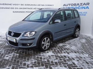 Volkswagen Touran CROSS 2.0TDi 103Kw! Dig. klima MPV