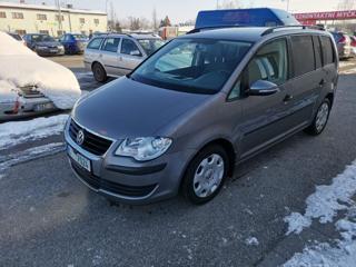 Volkswagen Touran 1,9 TDI 77 kw bez DPF !!! MPV