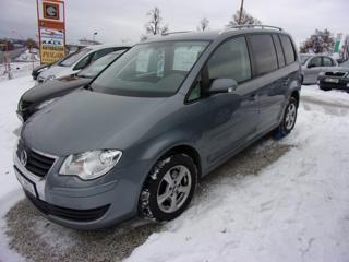 Volkswagen Touran 1,4 TSI MPV