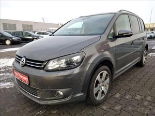 Volkswagen Touran 1,4 TSi 125kW *DSG *NAVI* KAMERA*  CROSS MPV benzin