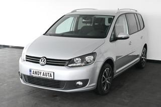 Volkswagen Touran 1.6 TDi 77 KW Záruka až 4 roky MPV