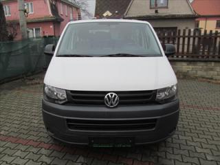 Volkswagen Transporter 2,0 TAŽNÉ  T5 9MÍST TOP STAV kombi nafta