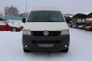 Volkswagen Transporter 2.5 TDI, nástavba MPV