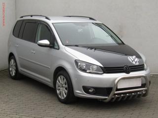 Volkswagen Touran 2.0 TDi Comfortline MPV nafta