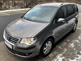 Volkswagen Touran 2.0 CNG, 7 MÍST, XENON, VÝHŘEV MPV