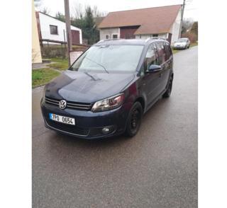 Volkswagen Touran 2.0TDI 103kW LIfe 7mist Bi-xenon MPV