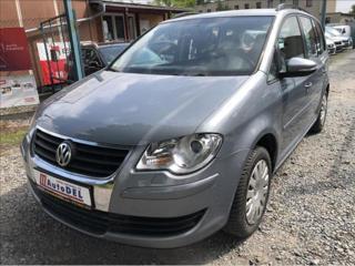 Volkswagen Touran 1.6 MPi Climatronic MPV benzin