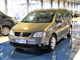 Volkswagen Touran 2,0 TDI Highline Kůže Webasto MPV nafta