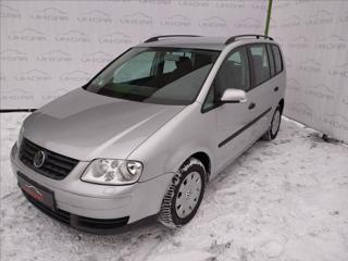 Volkswagen Touran 1,6 i  Comforline MPV benzin
