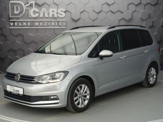 Volkswagen Touran 2.0 TDi DSG Comfortline REZERVOVÁNO MPV
