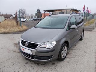 Volkswagen Touran 1.9 TDi, 66 kW, Klima MPV