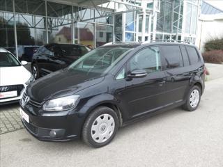 Volkswagen Touran 2,0 TDI Comfortline 1.majitel MPV benzin