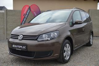 Volkswagen Touran 1.2 TSi 77KW Comfortline MPV