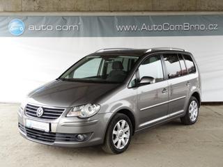 Volkswagen Touran 1.9TDI Highline 7míst El.Šíbr Tempo MPV