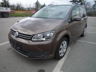 Volkswagen Touran 1.6TDi 77kW,Comfort,Aut.klima,PDC MPV