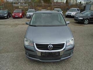 Volkswagen Touran 1,6 orig.LPG aut.klima MPV LPG + benzin