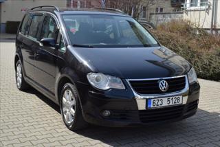 Volkswagen Touran 2,0   i CNG Aut. klima Facelift MPV CNG + benzin